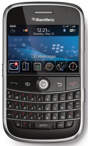 Internet BlackBerry para prepago