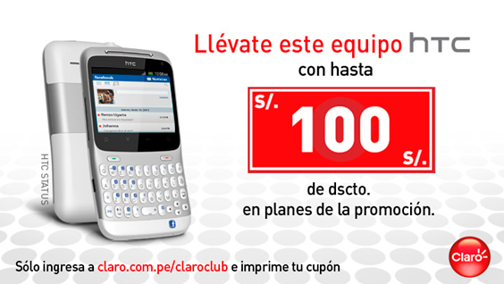 Promociones Claro Club