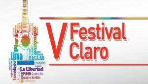 Festival claro 2012