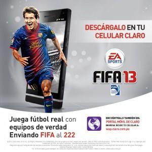 juego FIFA 2013