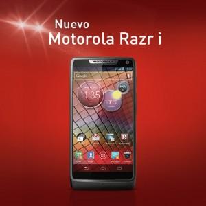 Motorola Razr i de Claro