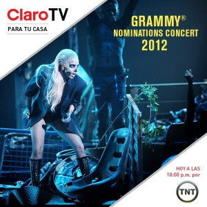 Grammy Awards con claro