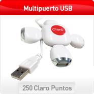 Multi USB CLARO