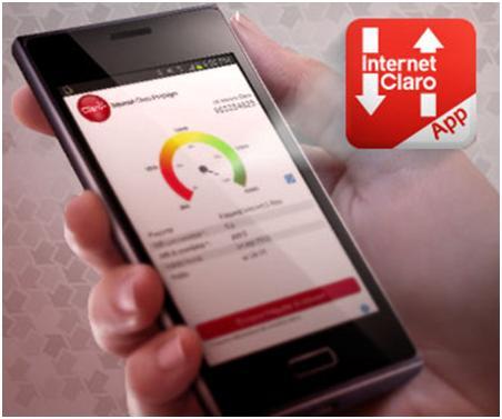 internet claro app