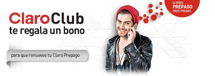 Claro Club Bono