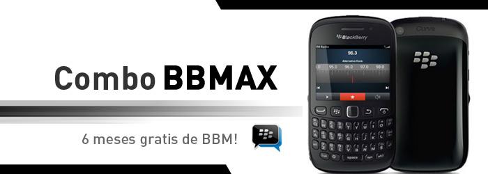 Gran Combo BBMAX Prepago